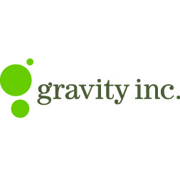 Gravity Inc. Logo