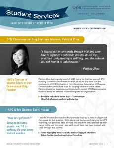 IABCBC-Student-Newsletter-December-2014-1