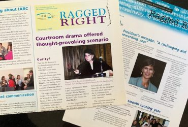 Ragged Right goes online
