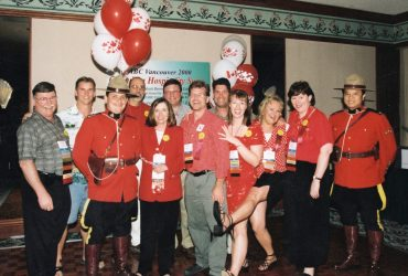 The BC chapter hosted the 2000 IABC International Conference