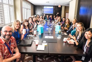 IABC/BC welcomed 80 chapter leaders from across Western Canada for the Dare to Lead Conference